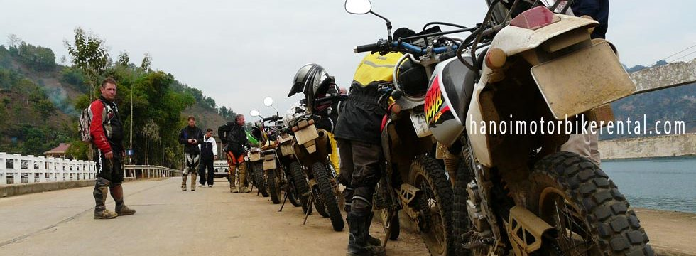 Self guided motorbike tours in Vietnam